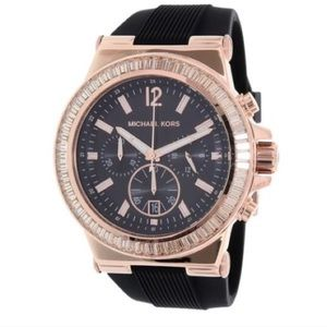 💞 Michael Kors Dylan Rose Gold Watch